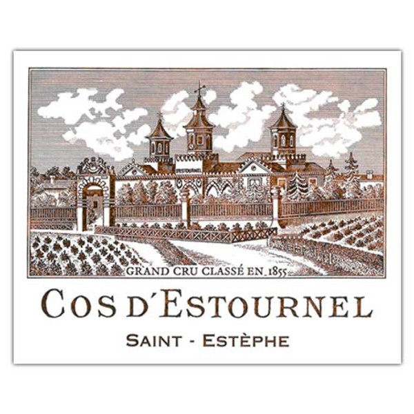 Chateau Cos d'Estournel 2016