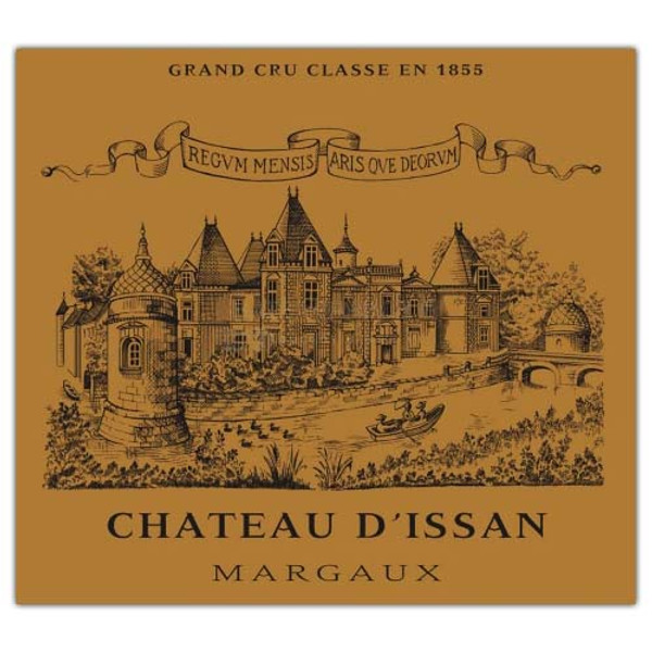 Chateau d'Issan 2016