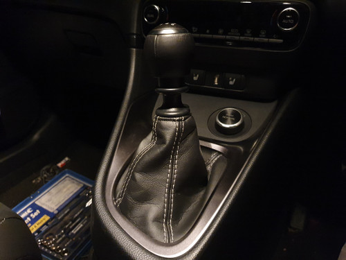 GR Yaris Shift Riser