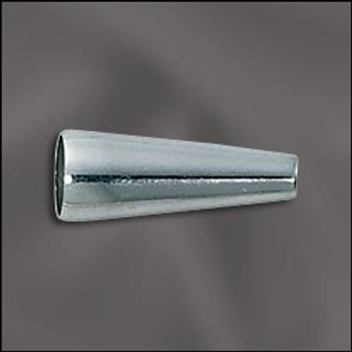 Sterling Silver Cones (2 per pkg)