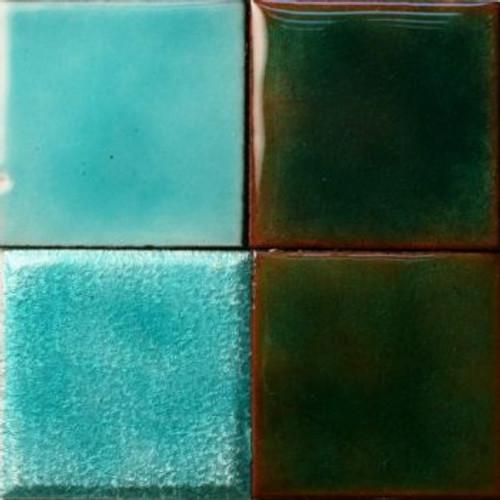 Peppermint Green 2310 Transparent Enamel, Thompson Enamel