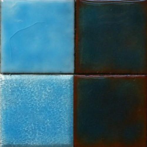 Cascade Blue 2510 Transparent Enamel, Thompson Enamel