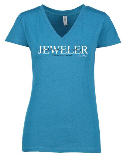 "T-shirt ""Jeweler"" - L"