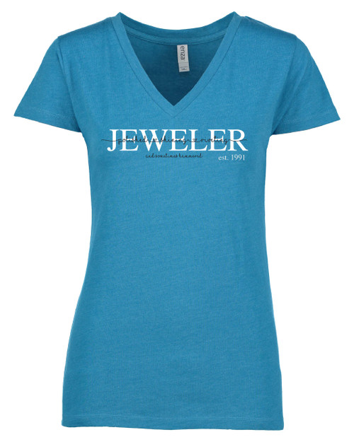 "T-shirt ""Jeweler"" - Med"