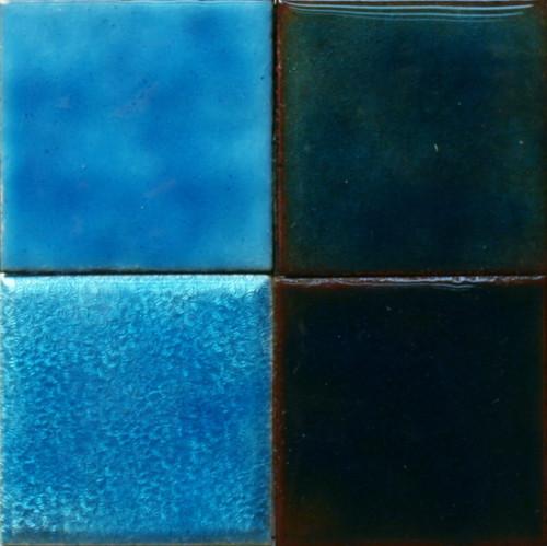 Aqua Blue 2520 Transparent Enamel, Thompson Enamel