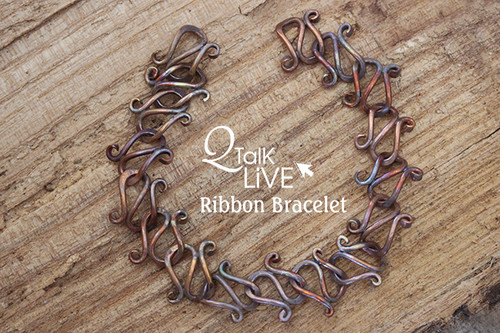 MM Ribbon Bracelet - QT Live