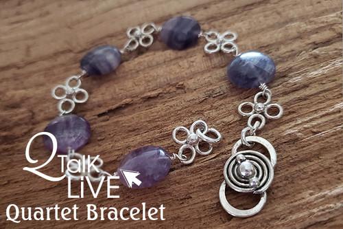 MM Quartet Bracelet - QT Live
