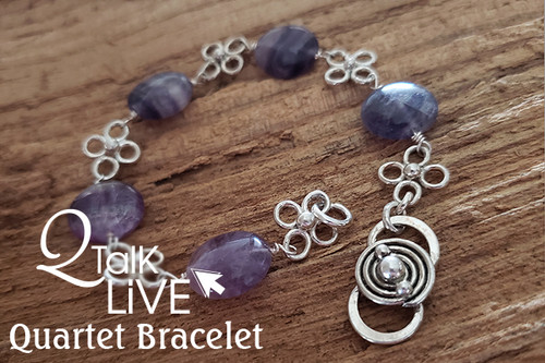 MM Quartet Bracelet - QT Live