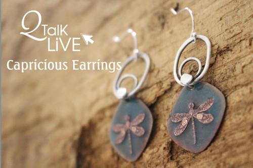 MM Capricious Earrings - QT Live