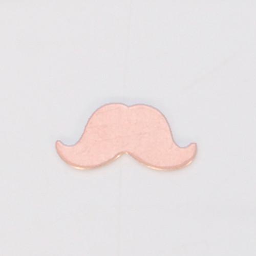 Copper Mini Mustache