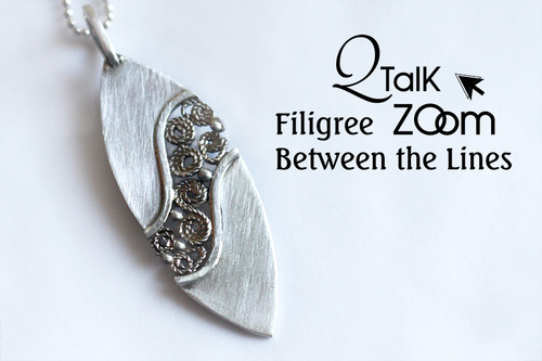 Filigree Between the Lines  - QT Zoom