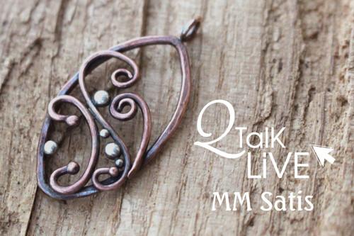 MM Satis Pendant - QT Live
