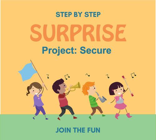 Step by Step Surprise Project 5: Secure - QT LIVE