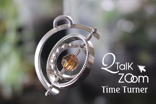 Time Turner  Zoom Tutorial (no Kit)