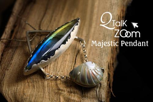 Majestic Pendant  - QT Zoom