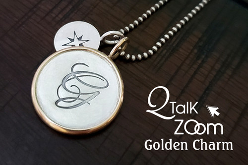 Golden Charm  - QT Zoom Short
