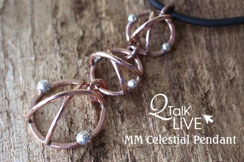 MM Celestial Pendant - QT Live