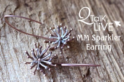 MM Sparkler Earrings - QT Live