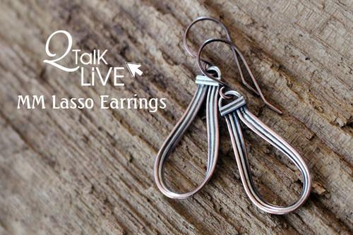 MM Lasso Earrings - QT Live