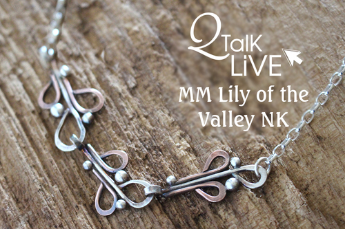 MM Lily of the Valley Necklace - QT Live