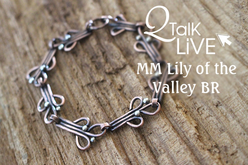 MM Lily of the Valley Bracelet- QT Live