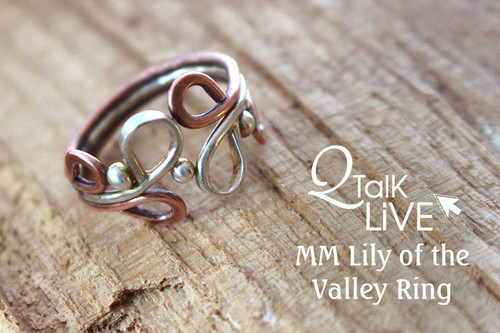 MM Lily of the Valley Ring - QT Live