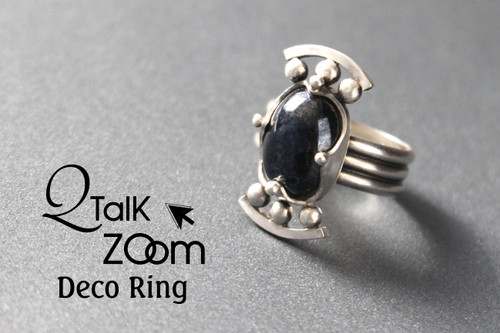 Deco Ring  - QT Zoom