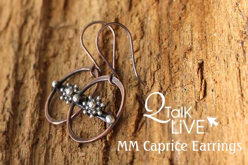 MM Caprice Earrings - QT Live