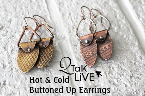 H&C Buttoned Up - QT Live