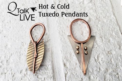 H&C Tuxedo Pendant - QT Live
