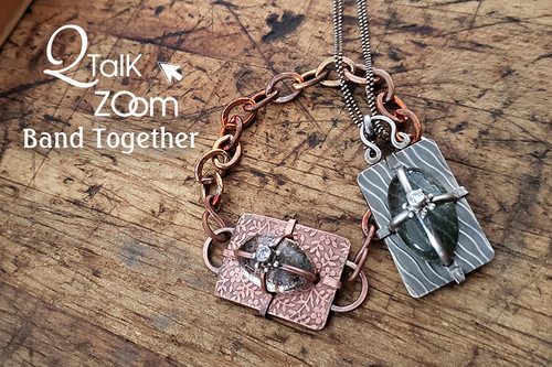 Band Together Pendant/Bracelet  - QT Zoom