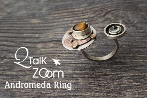 Andromeda Ring - QT Zoom