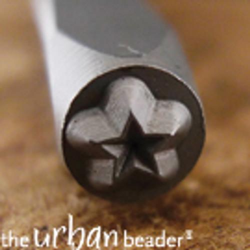 3mm Star Stamp