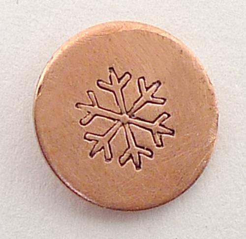 Snowflake Stamp Sample