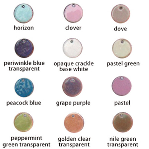 Enamel Color Kit - Cool Tones