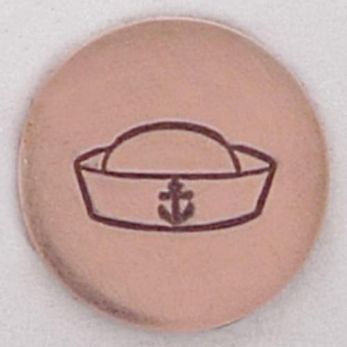Navy Sailor Cap Sample
