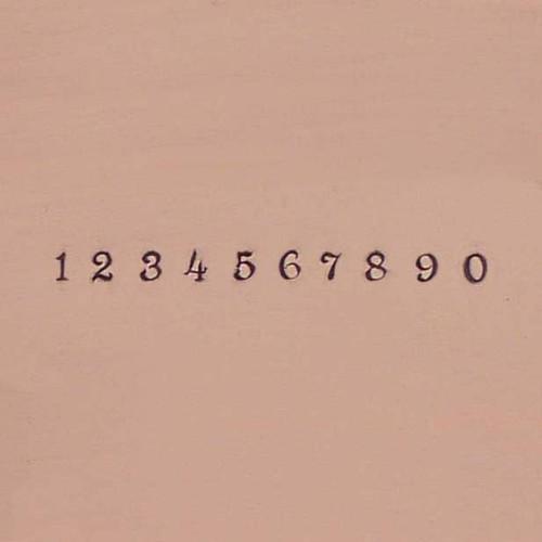 Circinus Number Set