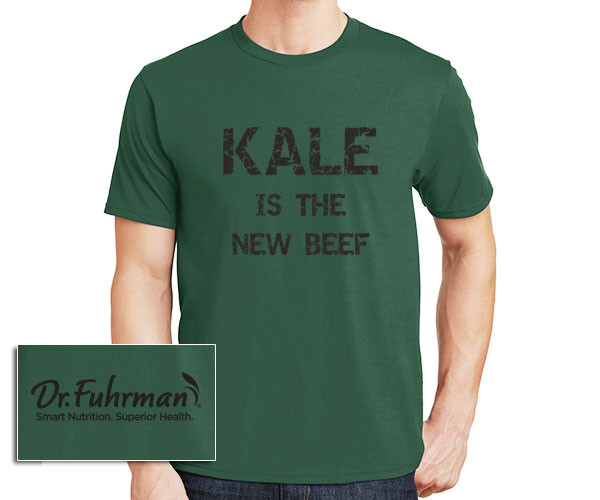 Kale is the New Beef T-shirt- Men's