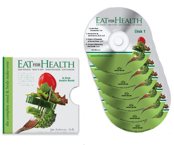 Eat for Health - Audiobook