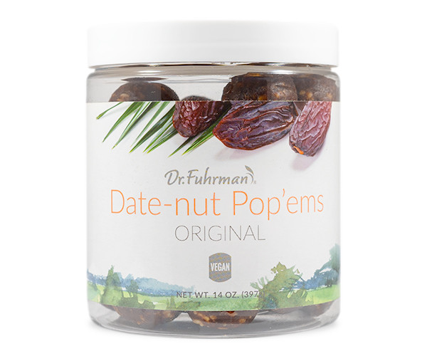 Date-Nut Pop'ems - Original