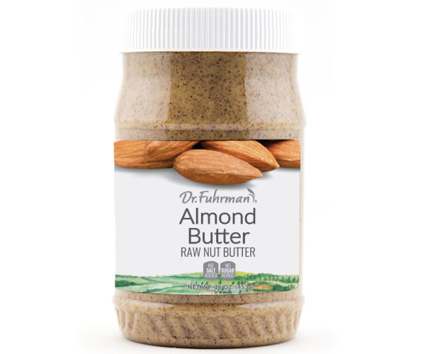 Raw Almond Butter (16 oz.)