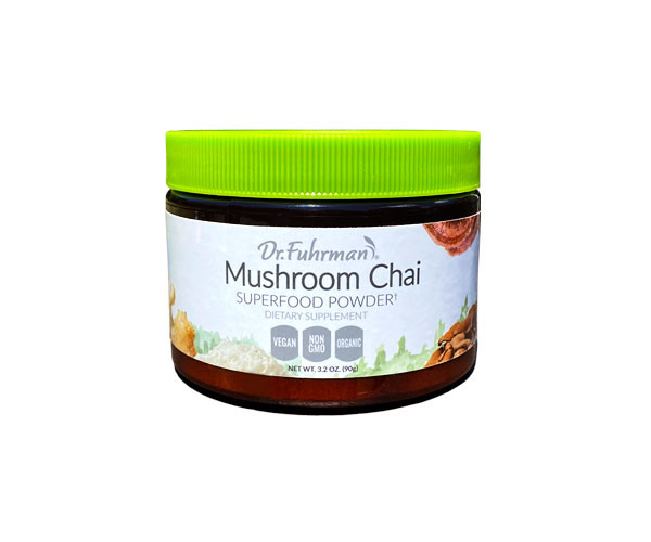 Mushroom Chai Superfood Powder