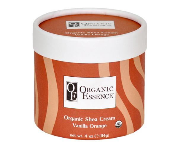 Organic Essence's Organic Shea Cream