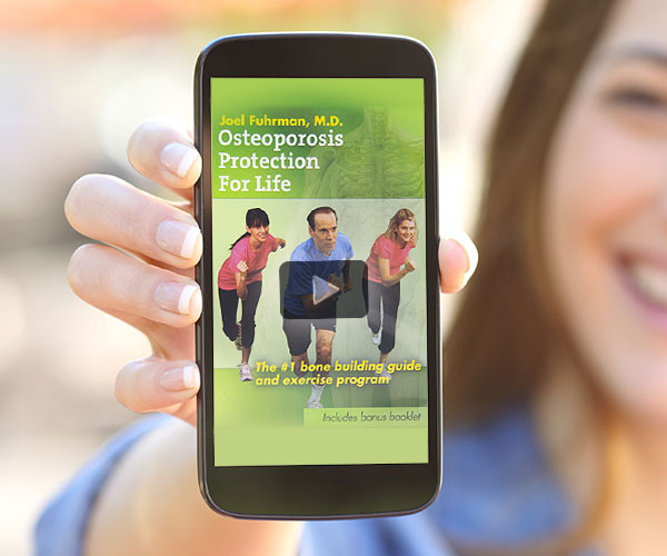 Osteoporosis Protection for Life - Video on Demand