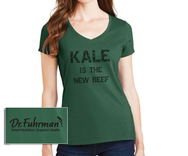 Kale is the New Beef T-shirt- Women's