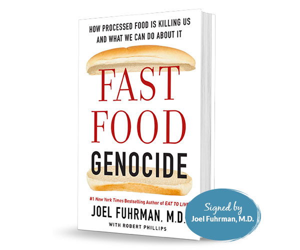 Fast Food Genocide: How Processed Food Is Killing Us And What We Can Do About It