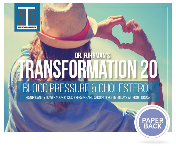 Transformation 20 Blood Pressure and Cholesterol - Paperback