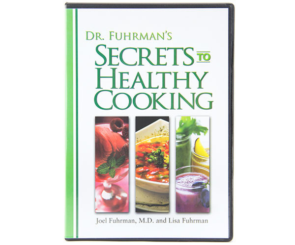 Secrets to Healthy Cooking—DVD