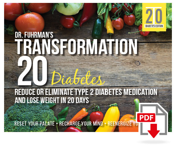 Dr. Fuhrman's Transformation 20 Diabetes - Digital