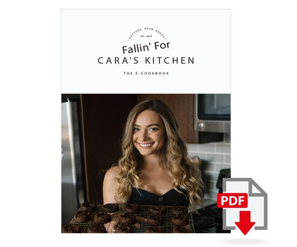 Fallin' for Cara's Kitchen - Digital